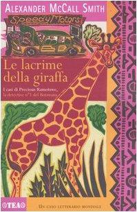 Le lacrime della giraffa