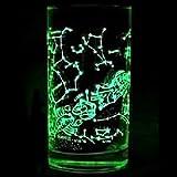 夜光 星座グラス