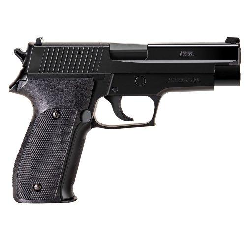 SIIS エアコッキングガン P226 STD 18歳以上用 サイレンサーアタッチメント付 No.A2