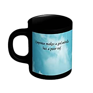 StyleO Coffee Mug Why to Compromise
