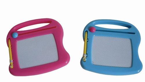 MM magnet. Zaubermaltafel klein/farbig