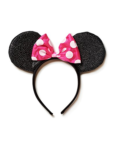 American Greetings Minnie Mouse Deluxe Bow Party Supply Headband