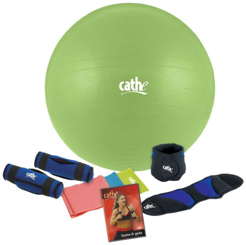 "Fitness by Cathe ""Butts and Guts"" Combo Package"