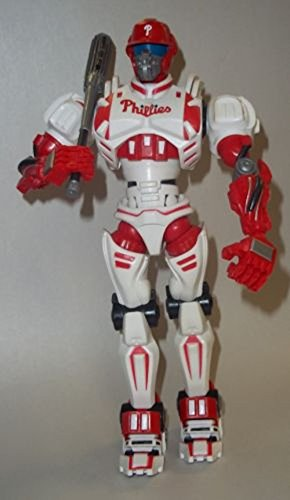 MLB Philadelphia Phillies 10-Inch Fox Sports Team Robot