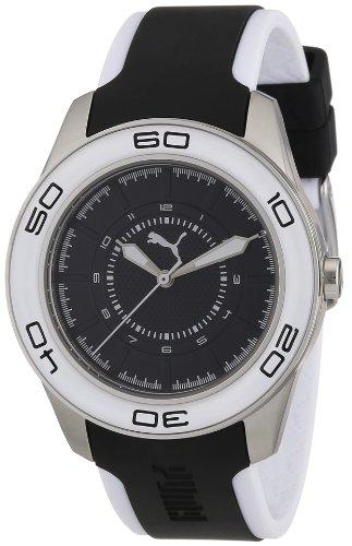 Esprit A.PU103032005 - Reloj analógico de cuarzo para mujer con correa de plástico, color multicolor