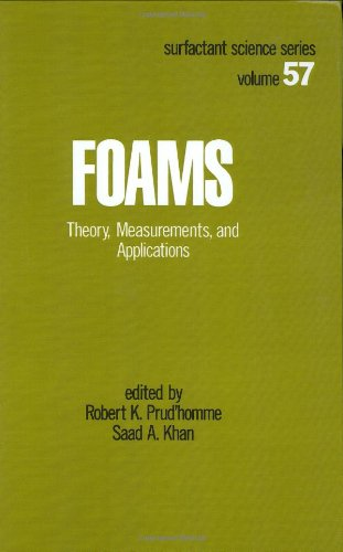 Foams: Theory: Measurements: Applications (Surfactant Science)