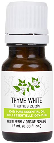 Thyme White Essential Oil 10 ml