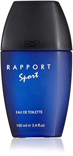 Eden Classics, Rapport Sport, Eau de Toilette Spray Uomo, 100 ml