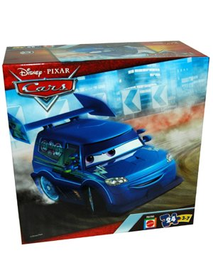 Disney Pixar Cars 24 Piece Puzzle - DJ - 1