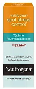 Neutrogena Stress Control Creme, 40 ml