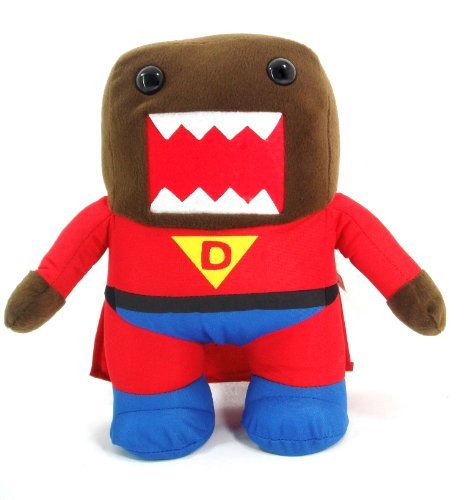 "Domo-kun - Super Domo 10"" Plush"