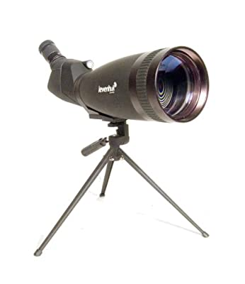 Levenhuk 50917 Blaze Spotting Scope Waterproof Tripod Case, Magnification: 20-75x 100 by Levenhuk, Inc.