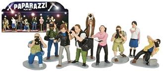 Paparazzi Playset Figures