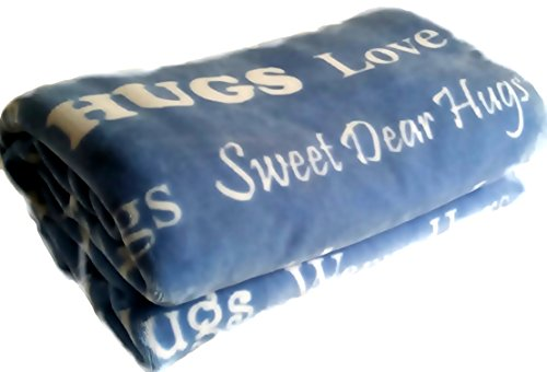 Cheapest Prices! Hugs Blankie the Perfect Caring Gift