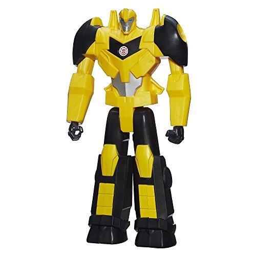 Transformers Robots in Disguise Titan Heroes Bumblebee Figure, 12