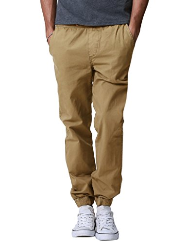 Men's Dockers® Smart FLEX Classic-Fit Workday Khaki Pants D3. sale. $ Men's Dickies Loose Fit Double-Knee Twill Work Pants. sale. Enhance your everyday look with men's khakis from Kohl's. Men's khaki pants are an ideal for work or the weekend!