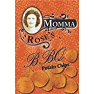 SUCCESS SNACKS MR1002 Momma Roses Potato Chips-MOMMA ROSES SW BBQ CHIPS