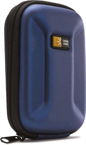 Case Logic MSEC-2DarkBlue EVA Molded Compact Camera Case (Dark Blue)