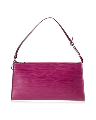 Louis Vuitton Epi Leather Pochette, Fuchsia