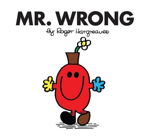 Mr. Wrong (Mr. Men Classic Library)
