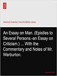 an essay on man epistel 4