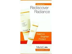 Murad Rediscover Radiance Balance Brighten Protecting Duo
