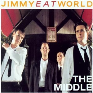Jimmy Eat World - The Middle (Single) [UK] - Zortam Music