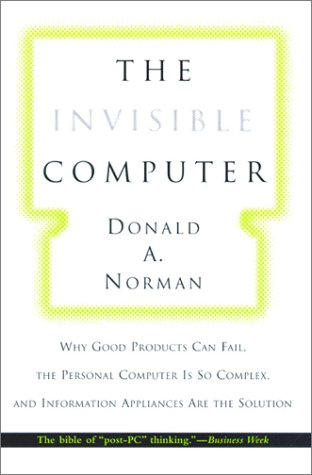 The Invisible Computer 0262640414 pdf