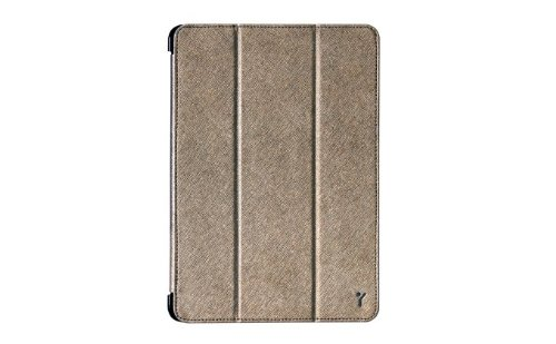 The Joy Factory SmartSuit Ultra Slim Snap On Stand/Case with Wake up/Sleep Cover for for iPad Air , CSA203 (Bronze)