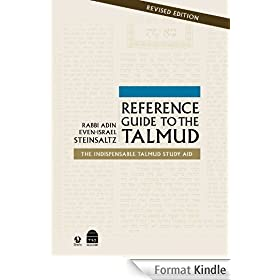 Reference Guide to the Talmud: The Indispensable Talmud Study Aid (English Edition)