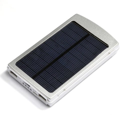 SBA 10000 mAh Aluminum Metal body Solar Panel Dual USB Port with Dual Charging Mode (Electricity & Solar) External Battery- Portable Charger-Power Bank With 3 Function 20 Led Camping Emergency Light & Portable Currency Detector for All Tabs, E-Readers,Cameras(Like Universal, Aiptek, Canon, Casio, Creative, Flip, Fujifilm, GE, GoPro,Hasselblad, HP, JVC, Kodak, Konica ,Minolta, Leica, Nikon, Olympus, Panasonic, Pentax, Polaroid, Ricoh, Samsung, Sanyo, Sharp, Sony) etc. iOS & Android Smartphones &Tablets like NOKIA, LG, MICROMAX,HTC, SAMSUNG, LENOVO, SONY, DELL, MICROMAX, HONOR, KARBON, XIOMI, MI, MOTOROLA , ONEPLUS, GIONEE, OPPO, HUAWEI, GOOGLE, BLACKBERRY,INTEX,SPICE , LAVA, iPhone 6, 6+, 5s, 5c, 5, iPad Air and iPad Mini etc.
