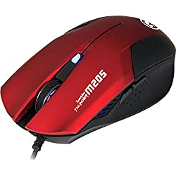 Marvo Scorpion Thunder M205 RD Gaming Mouse (Red)