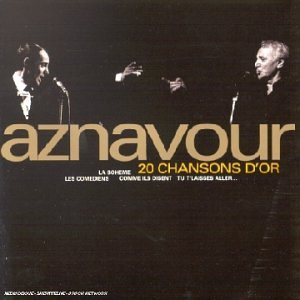 Charles Aznavour - 20 chansons d