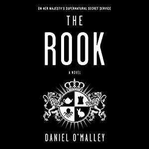 The Rook Audiobook