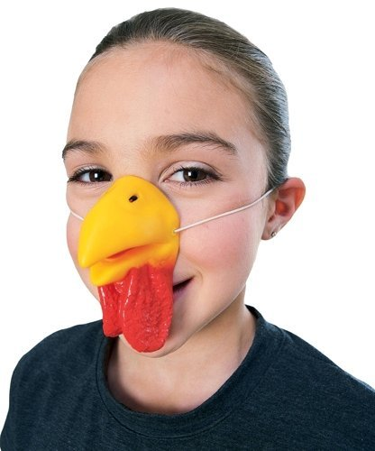 Rubie's Costume Co Chicken Nose Costume
