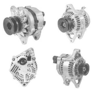 Denso 210-3145 Remanufactured Alternator