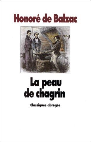 LA Peau De Chagrin (French Edition)