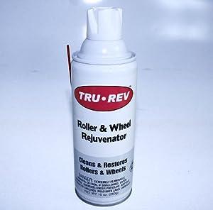 Trurev Skate Wheel Bearing Cleaner- Awarded 2010 Seal of Excellence Award by Trurev