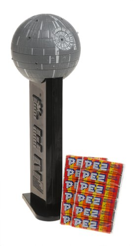 Star Wars Death Star PEZ