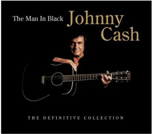 CD : Johnny Cash - Man in Black Definitive Collection (Germany - Import)