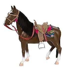 Schleich - English thoroughbred mare   Mr Toys Toyworld  Thoroughbred Toys