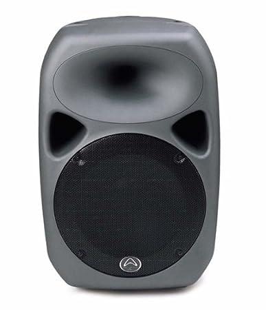 Wharfedale 4411007 Enceinte pour MP3 & Ipod Gris