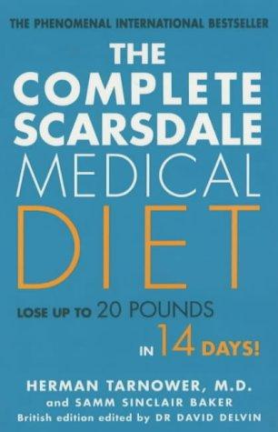Complete Scarsdale Medical Diet