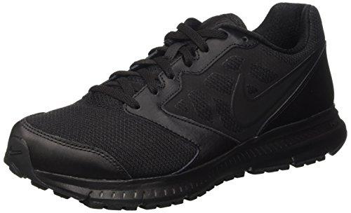 Nike Downshifter 6 Scarpe da ginnastica, Uomo, Nero (Black/Black-Black), 42 1/2