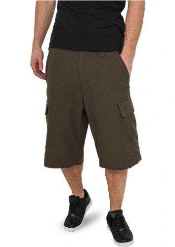 Urban Classics Cargo Shorts black (TB517) verde W30