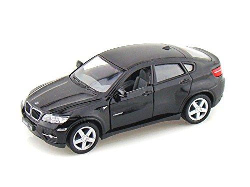 BMW X6 1/38 Black - 1