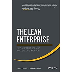 The Lean Enterprise | Livre audio