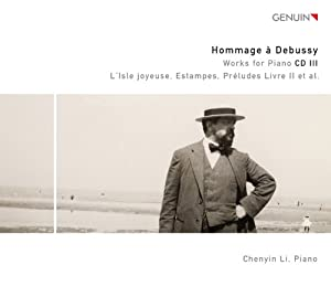 Hommage a Debussy - Klavierwerke Vol.3: l'Isle Joyeuse/Estampes/d'un Cahier d'Esquisses/+