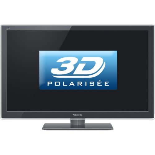 TV 3D 60 pouces PANASONICVIERATXL60ET5ENOIR60\