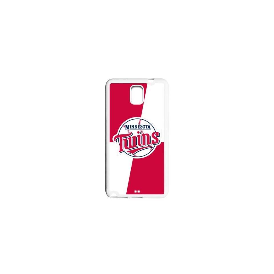 MLB Minnesota Twins Logo Theme Custom Design TPU Case Protective